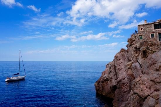 A photo of Cala Estaca