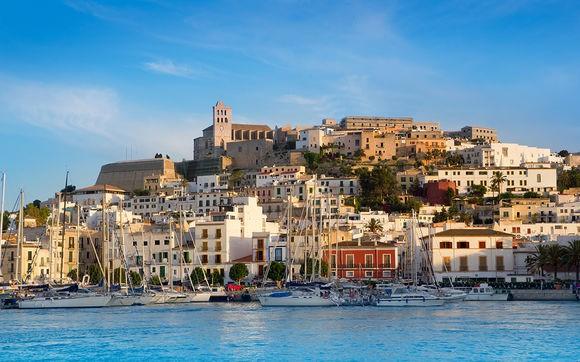 Spain Ibiza boat rental