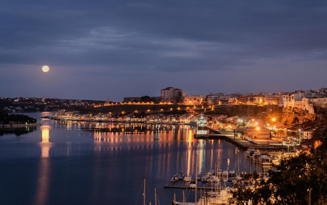 Spain Menorca Port Mao