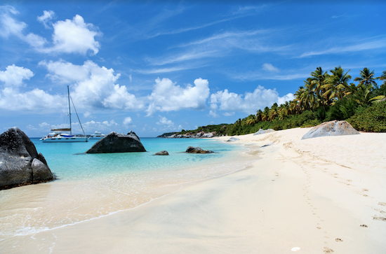 British virgin island