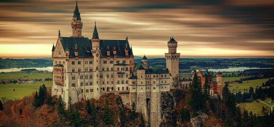 A castle from Germany