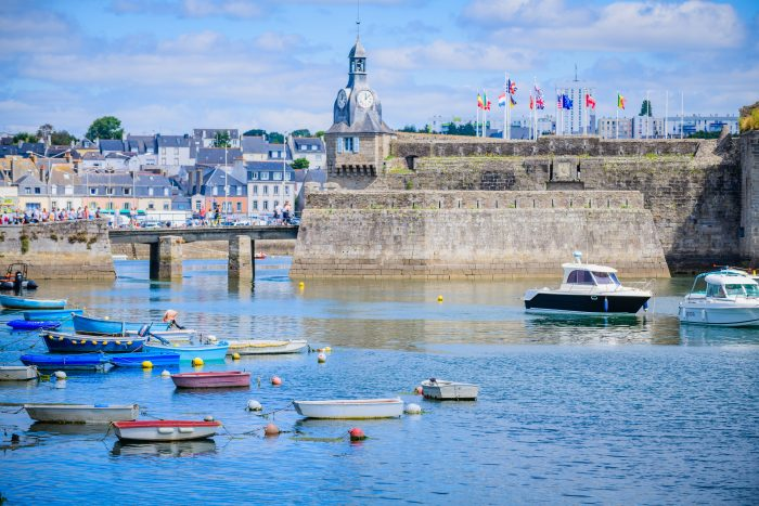 Port of Concarneau