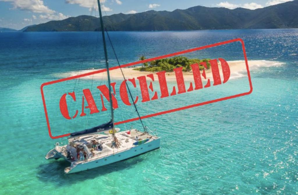 Special SamBoat Covid cancellation insurance